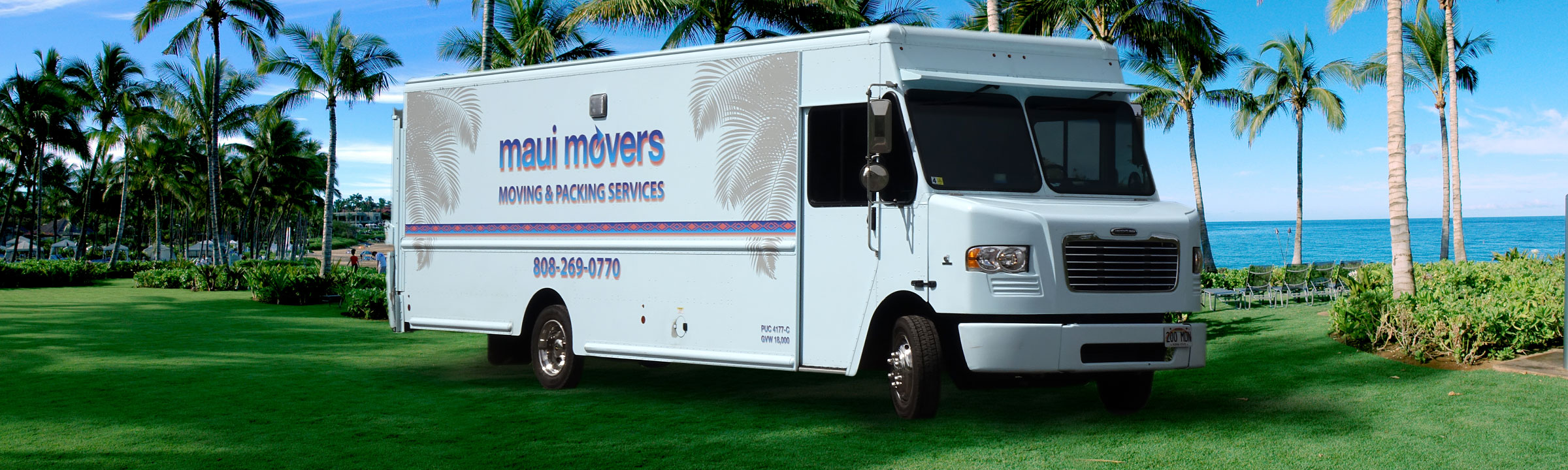 Mover On Maui Hawaii